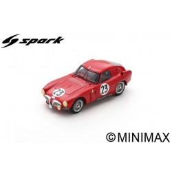 SPARK S4704 ALFA ROMEO 6C 3000 CM N°23 24H Le Mans 1953 K. Kling - F. Riess