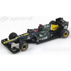 SPARK S3037 CATHERHAM CT01 N°21 GP F1 Malaisie 2012