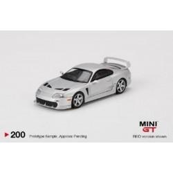 MGT00200-L TOYOTA TRD 3000GT Alpine Silver Metallic