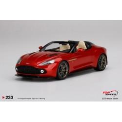 TOP SPEED TS0233 ASTON MARTIN Vanquish Zagato Speedster Lava Red