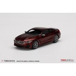 TRUESCALE TSM430454 BMW M850i Aventurine Red Metallic