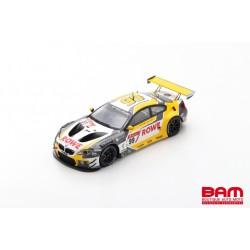 SPARK SG680 BMW M6 GT3 N°99 ROWE RACING Vainqueur 24H Nürburgring 2020 A. Sims - N. Catsburg - N. Yelloly (750ex)