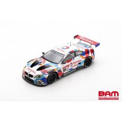 SPARK SG691 BMW M6 GT3 N°101 Walkenhorst Motorsport 24H Nürburgring 2020 C. Krognes - D. Pittard - M. Jensen - J. Pepper (300ex)