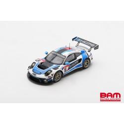 SPARK SG692 PORSCHE 911 GT3 R N°18 KCMG 24H Nürburgring 2020 E. Bamber - T. Bernhard - J. Bergmeister - D. Olsen (300ex)