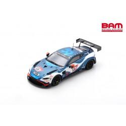 SPARK SG700 ASTON MARTIN Vantage AMR GT4 N°59 Garage 59 24H Nürburgring 2020 A. West - C. Goodwin - D. Turner - J. Adam (300ex)