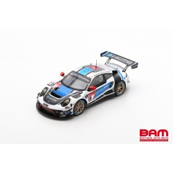 SPARK SG708 PORSCHE 911 GT3 R N°19 KCMG 24H Nürburgring 2020 A. Imperatori - E. Liberati - J. Burdon - D. Olsen (300ex)