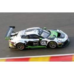 SPARK SB372 PORSCHE 911 GT3 R N°54 Dinamic Motorsport 3ème 24H Spa 2020 S. Müller - C. Engelhart - M. Cairoli (500ex)
