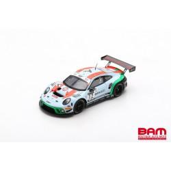 SPARK SB373 PORSCHE 911 GT3 R N°12 GPX Racing 4ème 24H Spa 2020 M. Campbell - P. Pilet - M. Jaminet (600ex)