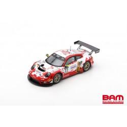 SPARK SB376 PORSCHE 911 GT3 R N°22 Frikadelli Racing Team 8ème 24H Spa 2020 J. Bergmeister - F. Makowiecki - D. Olsen (500ex)