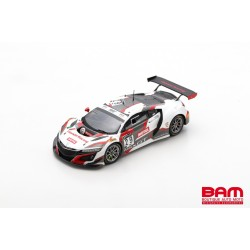 SPARK SB377 HONDA Acura NSX GT3 N°29 Team Honda Racing 9ème 24H Spa 2020 D. Cameron - M. Farnbacher - R. van der Zande (500ex)