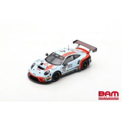 SPARK SB378 PORSCHE 911 GT3 R N°40 GPX Racing 24H Spa 2020 R. Dumas - L. Delétraz - T. Preining (500ex)