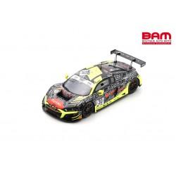 SPARK SB380 AUDI R8 LMS GT3 N°30 Audi Sport Team WRT 24H Spa 2020 D. Marschall - F. Habsburg - M. Vaxivière (300ex)