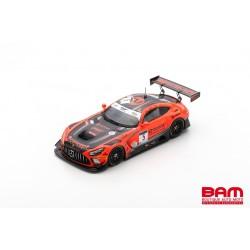 SPARK SB383 MERCEDES-AMG GT3 N°5 HRT Vainqueur Silver Cup 24H Spa 2020 G. Piana - M. Beretta - S. Afanasiev - H. Haupt (300ex)