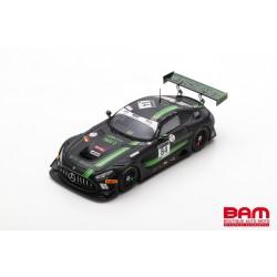 SPARK SB385 MERCEDES-AMG GT3 N°84 HTP Motorsport 2ème Silver Cup 24H Spa 2020 I. Dontje - R. Ward - P. Ellis (300ex)