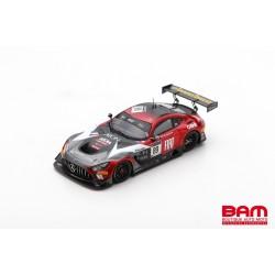 SPARK SB390 MERCEDES-AMG GT3 N°89 AKKA ASP 24H Spa 2020 A. Fontana - L. Legeret - B. Hites (300ex)