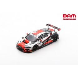 SPARK SB393 AUDI R8 LMS GT3 N°33 Belgian Audi Club Team WRT 24H Spa 2020 R. Breukers - S. Hall - B. Goethe (300ex)