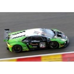 SPARK SB398 LAMBORGHINI Huracán GT3 Evo N°129 Raton Racing 24H Spa 2020 C. Lenz - M. Petit - S. Costantini - L. Mauron (500ex)