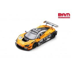 SPARK SB405 MCLAREN 720S GT3 N°69 Optimum Motorsport 24H Spa 2020 O. Wilkinson - J. Osborne - R. Bell (500ex)