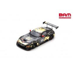 SPARK SB408 MERCEDES-AMG GT3 N°111 JP Motorsport 24H Spa 2020 P. Krupinski - J. Liebhauser - M. Lauda - C. Klien (300ex)
