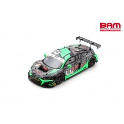 SPARK SB371 AUDI R8 LMS GT3 N°66 Audi Sport Team Attempto Racing 2ème 24H Spa 2020