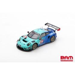 SPARK SG689 PORSCHE 911 GT3 R N°44 Falken Motorsports 10ème 24H Nürburgring 2020