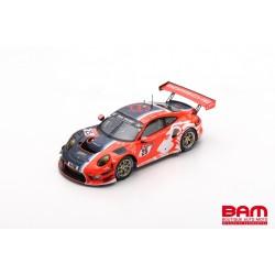 SPARK SG694 PORSCHE 911 GT3 R N°25 Huber Motorsport Vainqueur Pro-AM class 24H Nürburgring 2020
