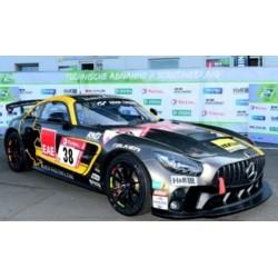 SPARK SG698 MERCEDES-AMG GT4 N°38 BLACK FALCON Team TEXTAR 24H Nürburgring 2020