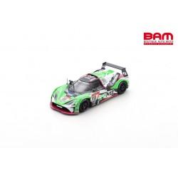 SPARK SG699 KTM X-BOW GT4 N°111 Teichmann Racing GmbH Vainqueur Cup-X class 24H Nürburgring 2020