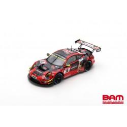 SPARK SG703 PORSCHE 911 GT3 R N°30 Frikadelli Racing Team 24H Nürburgring 2020
