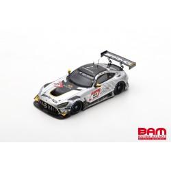SPARK SG704 MERCEDES-AMG GT3 N°22 10Q Racing Team Hauer & Zabel GbR 24H Nürburgring 2020