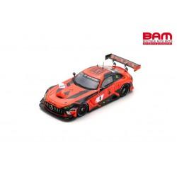 SPARK SG712 MERCEDES-AMG GT3 N°8 GetSpeed Performance 24H Nürburgring 2020