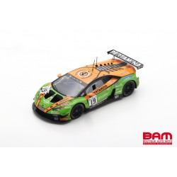 SPARK SB315 LAMBORGHINI Huracán GT3 Evo N°19 GRT Grasser Racing Team 24H Spa 2019