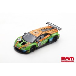 SPARK SB316 LAMBORGHINI Huracán GT3 Evo N°63 GRT Grasser Racing Team 24H Spa 2019