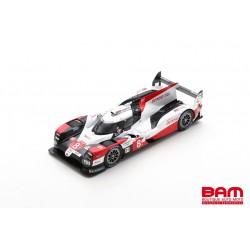 SPARK 18LM20 TOYOTA TS050 - Hybrid N°8 TOYOTA GAZOO Racing 1er 24H Le Mans 2020 Buemi-Hartley-Nakajima