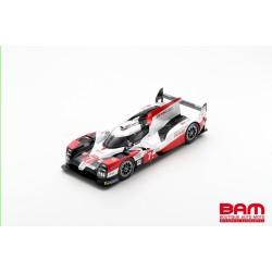 SPARK 18S549 TOYOTA TS050 - Hybrid N°7 TOYOTA GAZOO Racing 3ème 24H Le Mans 2020 M. Conway - K. Kobayashi - J. M. López
