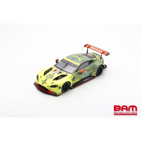 SPARK 18S559 ASTON MARTIN Vantage AMR N°97 Aston Martin Racing 1er LMGTE Pro class 24H Le Mans 2020 Lynn-Martin-Tincknell