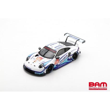 SPARK 18S560 PORSCHE 911 RSR N°56 Team Project 1 24H Le Mans 2020 Cairoli-Perfetti-ten Voorde
