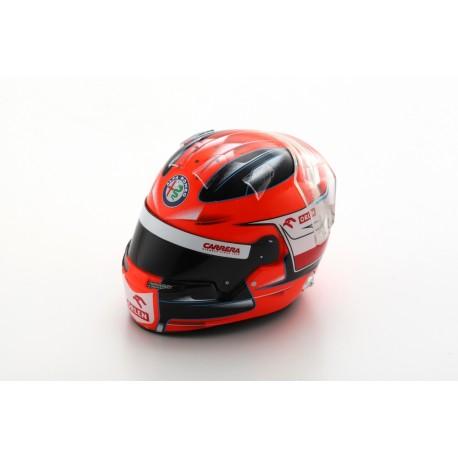 SPARK HSP061 CASQUE Robert Kubica 2020 Alfa Romeo 1/8