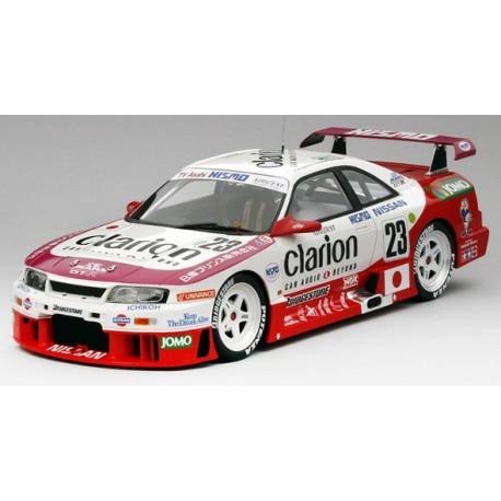 TRUESCALE TSM151826R NISSAN Skyline GT-R LM #23 1995 Le Mans