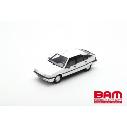 MILEZIM Z0080 CITROEN BX TZD Turbo Blanche 1990