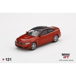 MINIGT00121-L BMW M4 (F82) Sakhir orange
