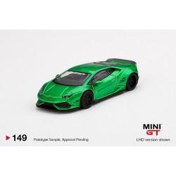 MINIGT00149 LAMBORGHINI Huracán Version 2 Green LB? WORKS