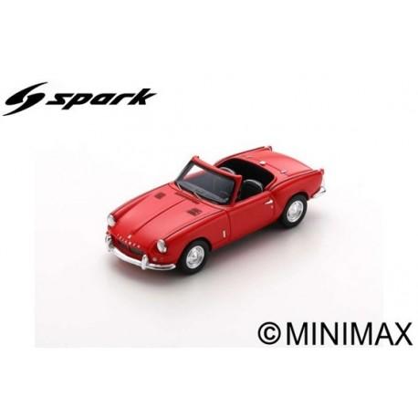 SPARK S2471 TRIUMPH Spitfire 4 1962