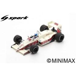SPARK S3911 ARROWS A10B N°17 4ème GP Italie 1988 Derek Warwick