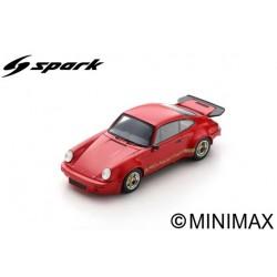 SPARK S7639 PORSCHE 911 RS 3.0 1974 Rouge