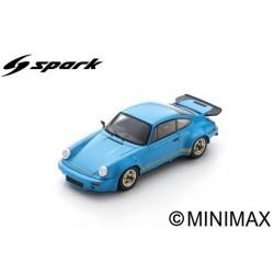 SPARK S7640 PORSCHE 911 RS 3.0 1974 Chassis n°9114609092 RHD Bleu