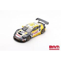 SPARK 18SB016 PORSCHE 911 GT3 R N°98 ROWE Racing 1er 24H Spa 2020 Vanthoor-Tandy-Bamber