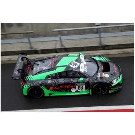 SPARK 18SB017 AUDI R8 LMS GT3 N°66 Audi Sport Team Attempto Racing 2ème 24H Spa 2020 Drudi-Niederhauser-Vervisch