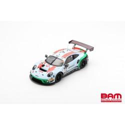 SPARK 18SB019 PORSCHE 911 GT3 R N°12 GPX Racing 4ème 24H Spa 2020 Campbell-Pilet-Jaminet
