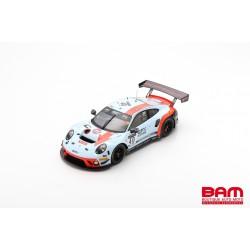 SPARK 18SB020 PORSCHE 911 GT3 R N°40 GPX Racing 24H Spa 2020 Dumas-Delétraz-Preining
